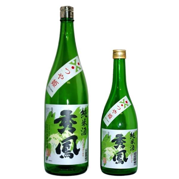 秀鳳/秀鳳純米酒つや姫[化粧箱入]