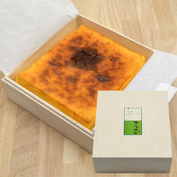 ベイクドチーズケーキ[木箱入]