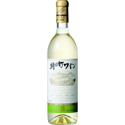 朝日町ワイン白720ml