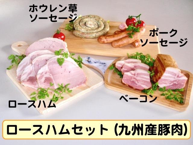 早期予約お中元スローライフ工房ロースハムセット【送料無料】