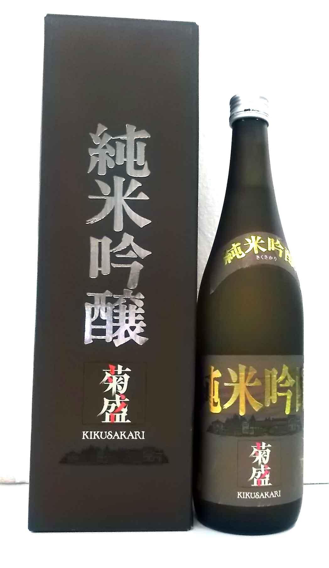 「菊盛」  純米吟醸 720ml
