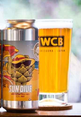 ウエスト・コースト・ブリューイング サン・ダイヴ West Coast Brewing Sun Dive 500ml ビール クール便