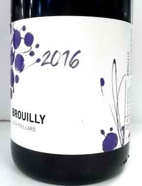 アレックス・フォワヤール ブルイィ フランス産赤ワイン
