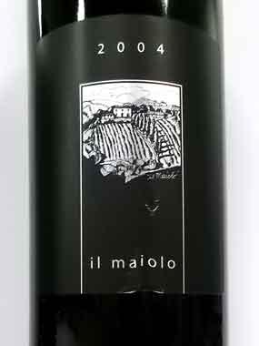 イル・マイオーロ 2004 イタリア産赤ワイン クール便