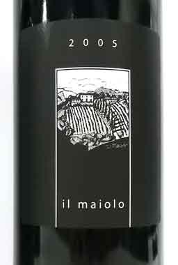 イル・マイオーロ 2005 イタリア産赤ワイン クール便