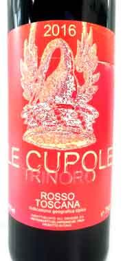 レ・クーポレ・ディ・トリノーロ  Le Cupole di Trinoro (イタリア・トスカーナ産・赤ワイン)