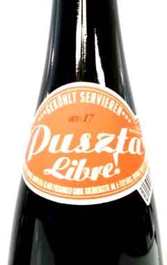 クラウス・プライジンガー プスタ・リーブル オーストリア産赤ワイン