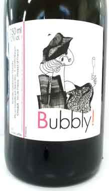 ナナ・ヴァン ユー・アー・ソー・バブリー  フランス産スパークリングワイン ロゼ SO2無添加 クール便
