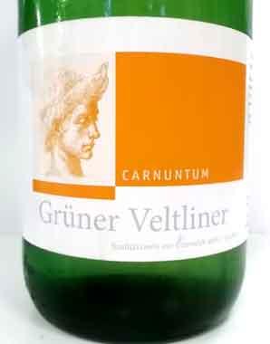 レイザー・バイヤー カルヌントゥム グリューナー・ヴェルトリーナー オーストリア産白ワイン