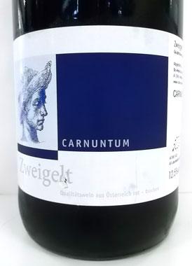 レイザー・バイヤー カルヌントゥム ツヴァイゲルト  オーストリア産赤ワイン