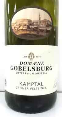 ドメーネ・ゴベルスブルク グリューナー・フェルトリーナー  オーストリア産白ワイン