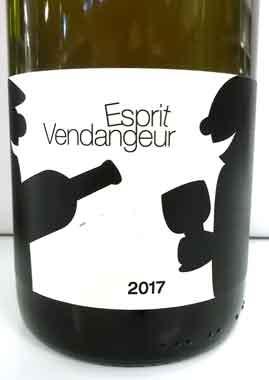 ドメーヌ・チュロニス エスプリ・ヴァンダンジュール フランス産白ワイン クール便