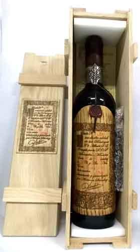 1946年産ワイン トロ・アルバラ ドン・ペー・エキス・コンベント・セレシオン