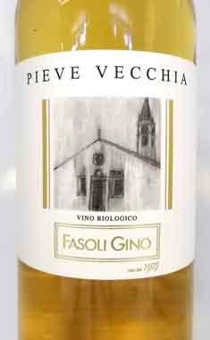 ファゾーリ・ジーノ  ピエーヴェ・ヴェッキア イタリア産白ワイン