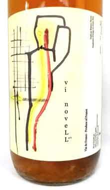 ステファン・プランシュ ヴィ・ノヴェル 1L フランス産白ワイン クール便