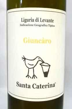 サンタ・カテリーナ ジュンカーロ イタリア産白ワイン