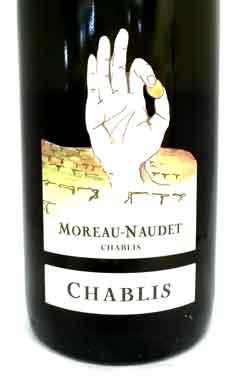 モロー・ノーデ シャブリ 2019 フランス産白ワイン