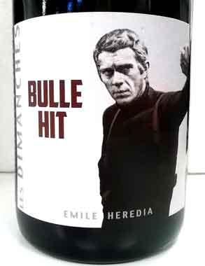 ドメーヌ・デ・ディモンシュ ビュル・ヒット SO2無添加 フランス産 微発泡白ワイン クール便