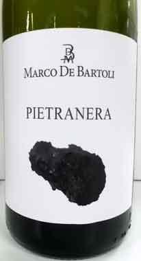デ・バルトリ ピエトラネーラ イタリア産白ワイン