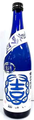 茨城の地酒 結 ゆい 純米吟醸酒 夏吟風 720ml クール便
