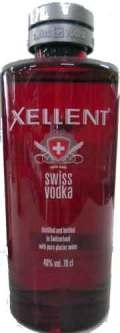 クレセント スイスウォッカ Xellent Swiss Vodka