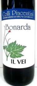 イル・ヴェイ ボナルダ・アマービレ 中甘口 イタリア産赤ワイン