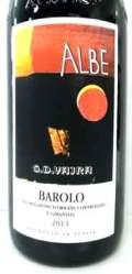 ヴァイラ  バローロ・アルベ イタリア産赤ワイン