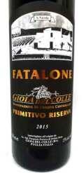 ファタローネ   ジョイア・デル・コッレ・リゼルヴァ イタリア産赤ワイン