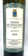 サルヴァトーレ・モレッティエーリ フィアーノ・ディ・アヴェッリーノ・アピアヌム イタリア産白ワイン