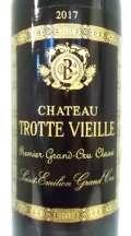 シャトー トロットヴィエイユ 2017 サンテミリオン フランス産赤ワイン TROTTEVIEILLE