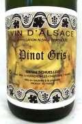 ジェラール・シュレール ピノ・グリ 2019 アルザス産白ワイン