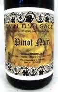 ジェラール・シュレール アルザス ピノ・ノワール 2019 フランス産赤ワイン