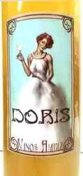 ヴィーノ・ アンビーズ ドリス・ドーレ スペイン産白ワイン SO2無添加 クール便