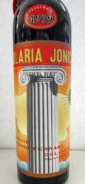 1959年産ワイン ソラリア・イオニカ アントニオ・フェラーリ SOLARIA JONICA