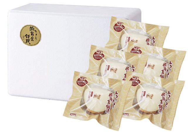 とろとろ豚角煮饅頭5個入 (商品番号:100534)