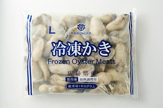 冷凍生かき(加熱調理用)(商品番号:101123)