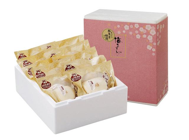 豚角煮まんじゅう10個入 (商品番号:100273)