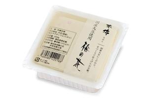梅の花手作り木綿豆腐