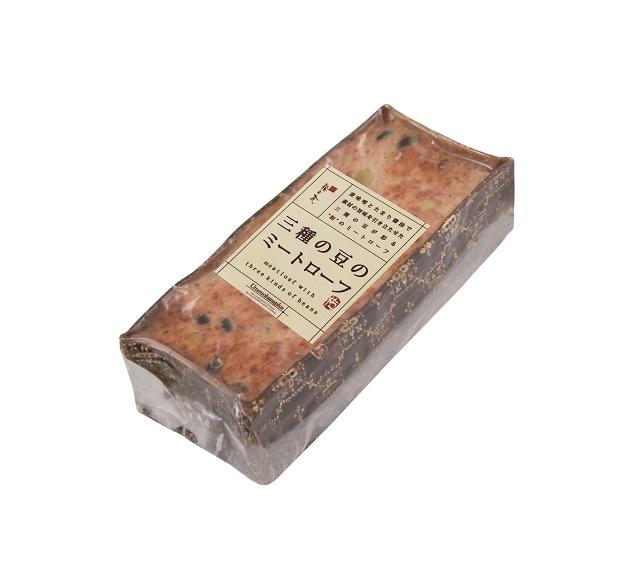 3種の豆のミートローフ (商品番号:100985)