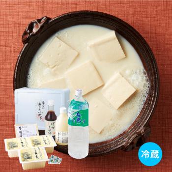 豆乳湯どうふセット
