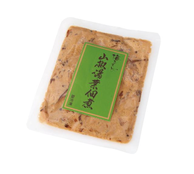 山椒湯葉佃煮 (商品番号:100763)