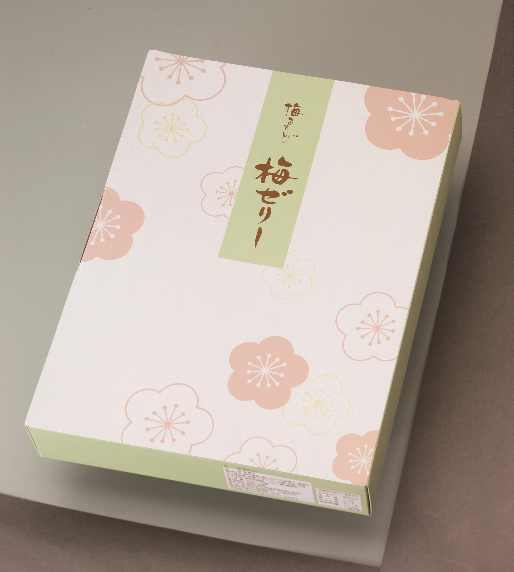 梅ゼリー12個入 (商品番号:101157)
