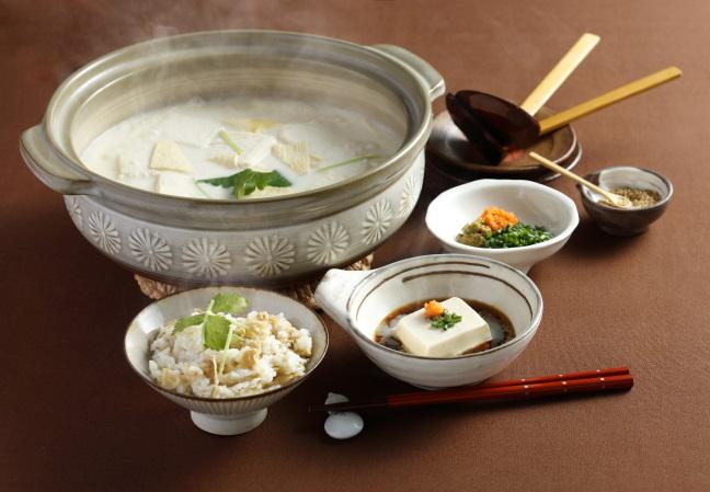 湯葉とお豆腐セット (商品番号:101160)