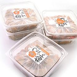 一気に5種類食べ比べ♪梅干し どっさり 5種類セット【送料無料】北海道、沖縄、離島は送料別途1,000円