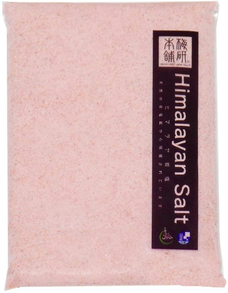 食用ヒマラヤ岩塩ピンクあら塩1kg