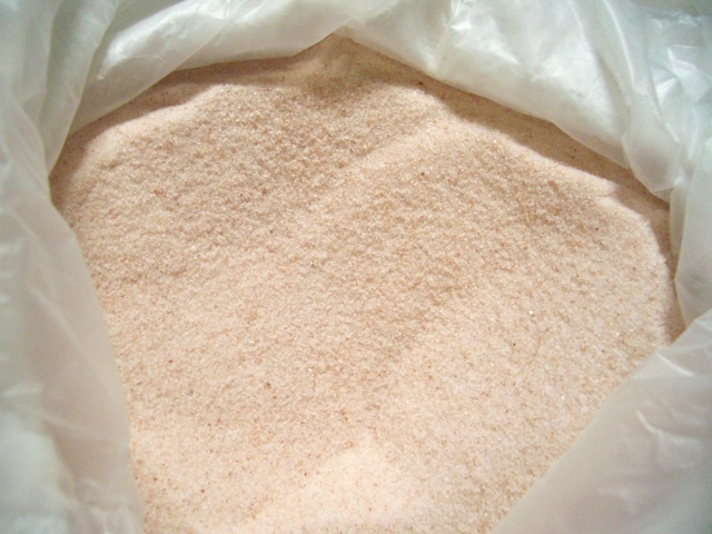 ヒマラヤ岩塩ピンク(あら塩)5kg 【バスソルト】