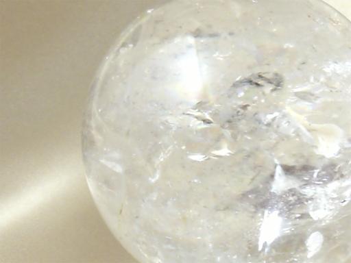 特選 天然水晶玉 No.022