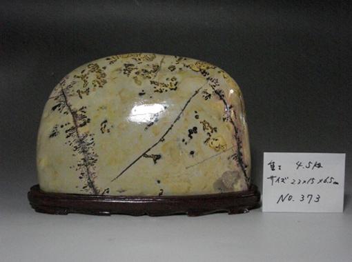 草花石(番号373)