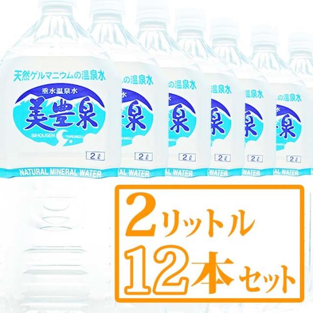 美豊泉 2L(12本セット)