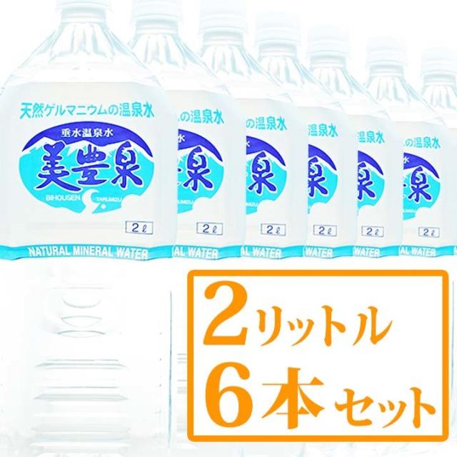 美豊泉 2L(6本セット)